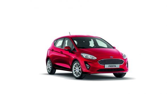 Einführung des neuen Ford Fiesta