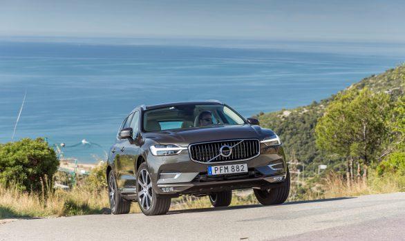 Einführung des neuen Volvo XC60