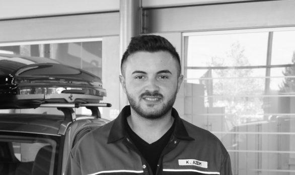 Azem Kahrovic