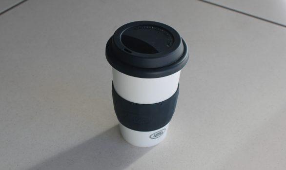 Reisebecher Keramik
